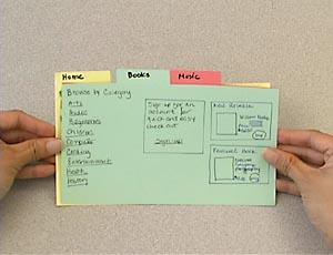 CS247 Paper Prototyping Exercise